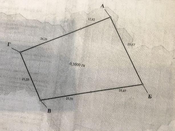 Земля в центре, 10 сот
