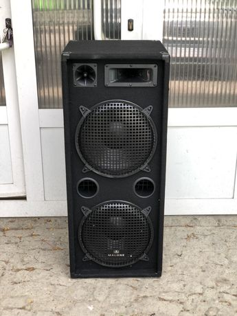 Malone PW-2222 Kolumna nagłośnieniowa 1000w 2x30cm 90cm głośnik