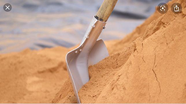 Песок карьерный 900гр-6тонн+доставка