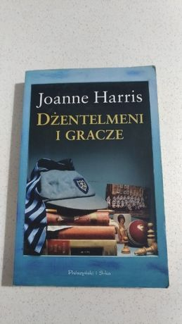 Książka Dżentelmeni i gracze Joanne Harris