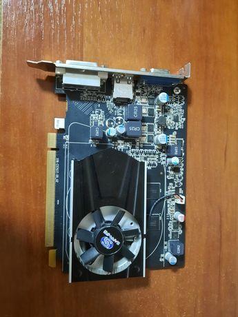 Продам видеокарту R7 240 series 1gb