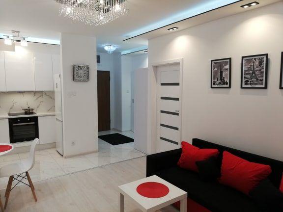 Luksusowe 2 pok. mieszkanie do wynajęcia w Białymstoku, ul. Jurowiecka