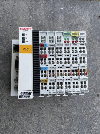 Sterownik Beckhoff CX8031 + 5 modułów