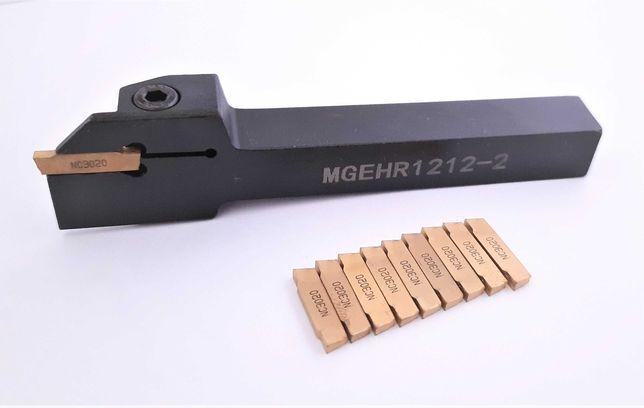 Nóż przecinak MGEHR 1212 K200 + 10 PŁYTEK MGMN 200