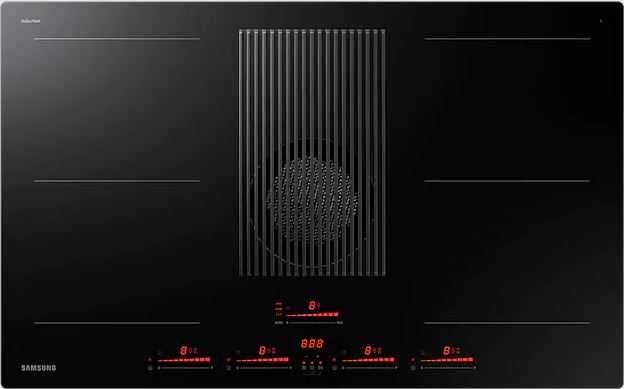 Płyta indukcyjna z wyciągiem Samsung NZ84T9747VK