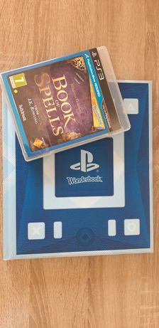 Wonderbook: Księga Czarów Gra + Księga PS3