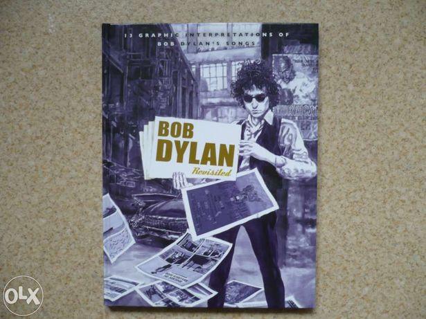 Bob Dylan REVISITED książka / album. WYSYŁKA.