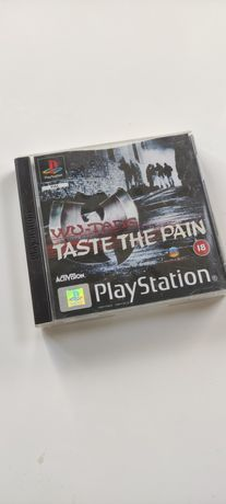 Wu Tang  Taste The Pain PlayStation One PSX