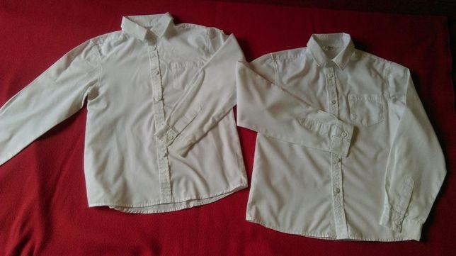 Koszule biale wizytowe rozm. 134