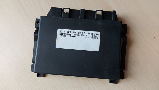 Блок управления акпп EGS контроллер коробки мозги Мерседес w202