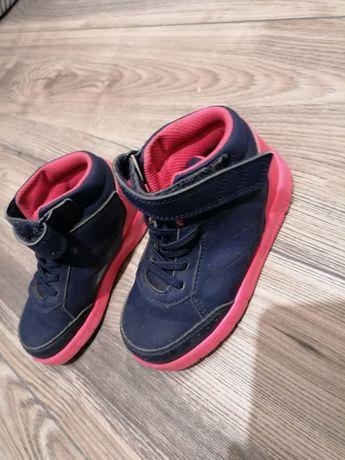 Adidasy dziewczęce adidas 25