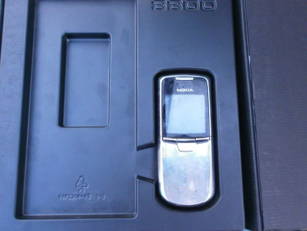 Продам nokia 8800 в коробке документы наушник стакан