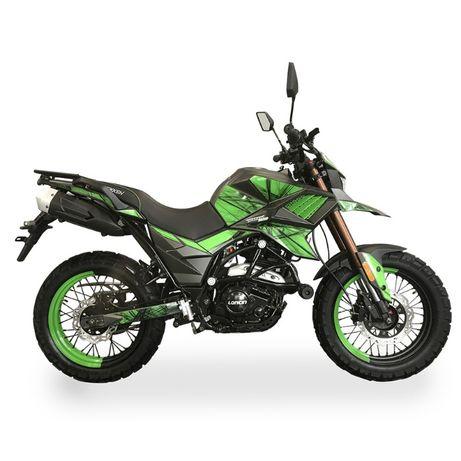 Мотоцикл Tekken 250 2020 крос-эндуро + захисні дуги в комплекті