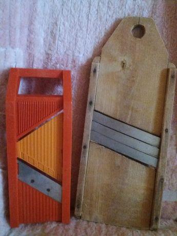 Шатківниці пластикова, дерев'яна