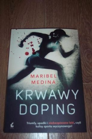 Krwawy Doping - Maribel Medina