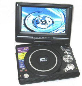 портативный телевизор DVD+TV+USB OP-1680D