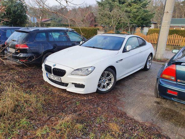 BMW  640  3.0 D 313ps  79tkm  2013r  zarejestrowany w Polsce  Anglik
