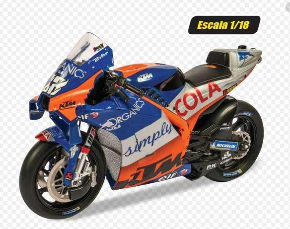 KTM RC 16 - Miguel Olivieira - da Planeta Deagostini