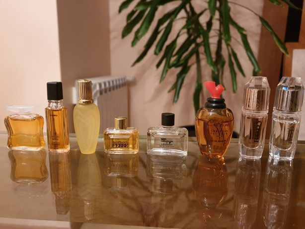 Miniaturas de perfumes femininos
