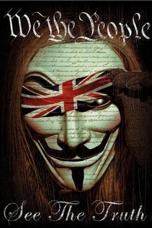 Posters novos Governments should be afraid of thier people