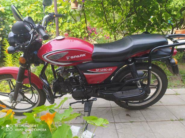 Продвм мотоцикл spark 125