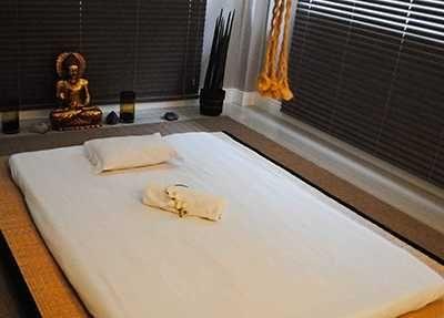 Massagens ao corpo inteiro