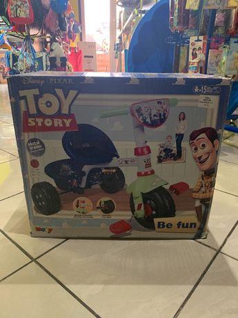 Toy story rower dla chłopca