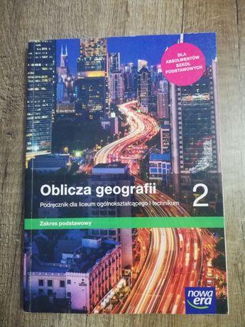 Podręcznik geografia do Liceum kl2