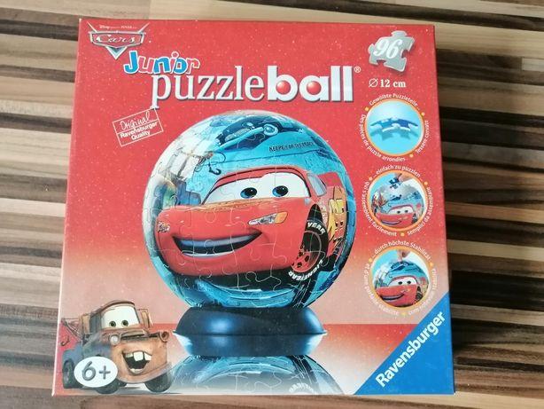 Gry różne np. Alexander Trefl puzzle Ball piłka okrągłe plastikowe,
