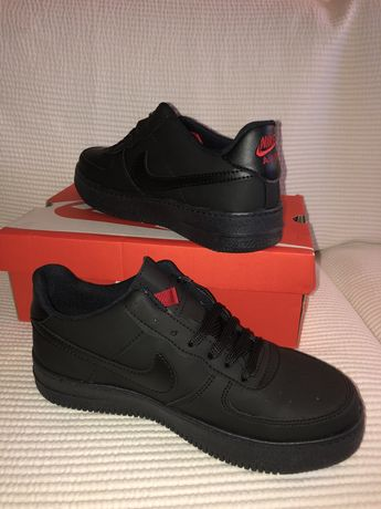 Nike Air Force 1 Anthracite (Tamanho 42)