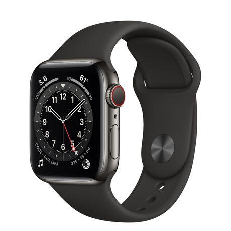 Apple Watch Series 6 44mm Aço Inoxidavel