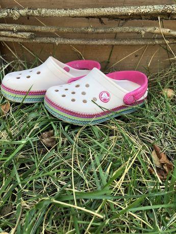 Crocs кроксы детские кроксы на девочку кроксы сабо оригинал