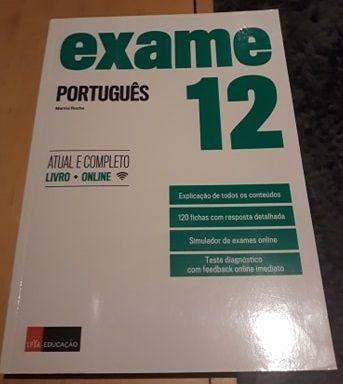 Livro Exame Português 12 (NOVO)