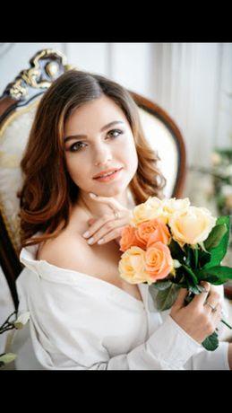 Макияж / прически / свадебный образ / выезд на дом Киев