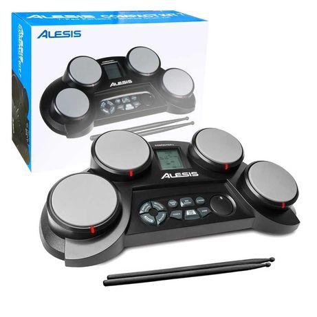 Alesis CompactKit 4 - stołowa perkusja elektroniczna / pad ćwiczeniowy
