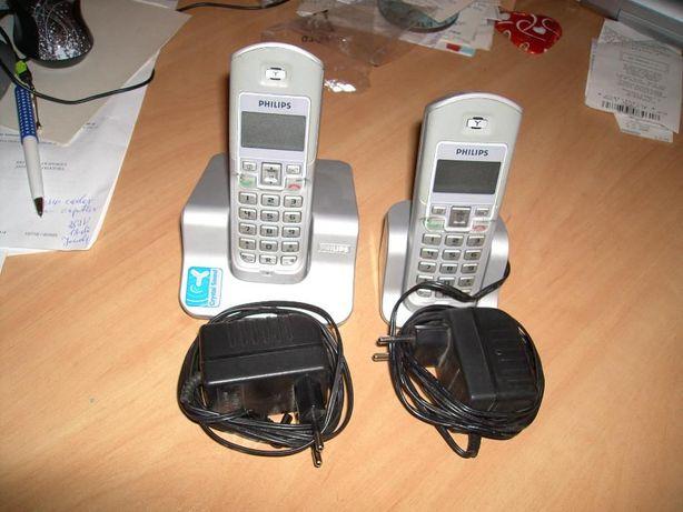 Telefon bezprzewodowy Philips-tanio