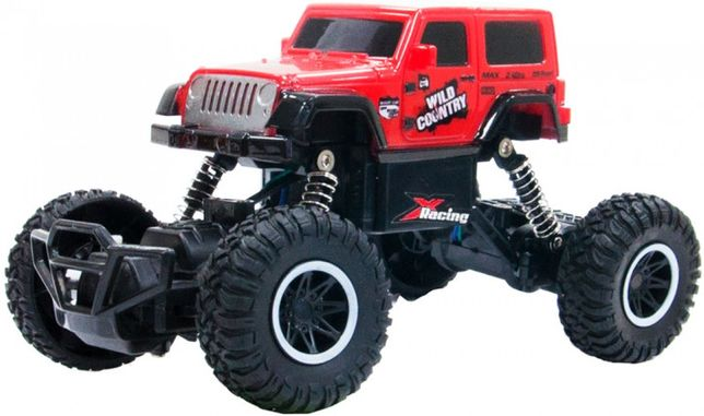Автомобиль Sulong Toys OFF-ROAD CRAWLER на р/у – WILD COUNTRY