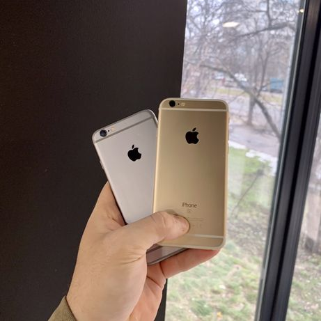 iPhone 6/6s 16/32/64/128Gb Neverlock | Space Gray, Silver, Gold, Rose