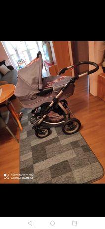 Zamienię wózek dziecięcy