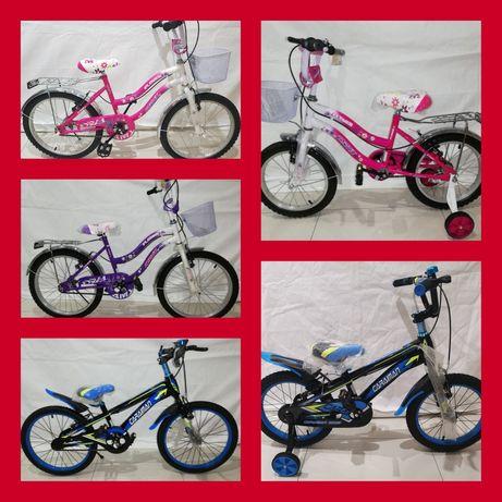 Nowe! Złożone! Rowery dla dzieci koła 12-20 cali Wysyłka! Tanio!