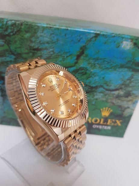 Zegarek męski Rolex Datejust kolor złoty nowy