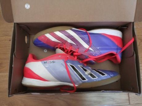 """Adidas F10 """"Messi"""" (tamanho - 42) c/ portes incluídos"""