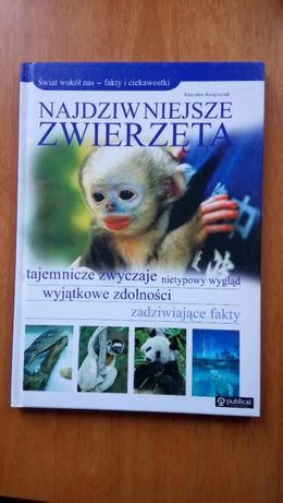 Najdziwniejsze zwierzęta, publicat