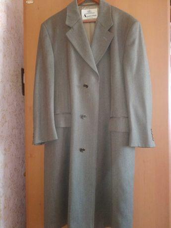 Шерстяное пальто Aquascutum