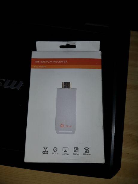 EZCast Wifi приемник для передачи изображения с телефона на телевизор
