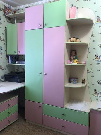 Мебель в детскую спальню