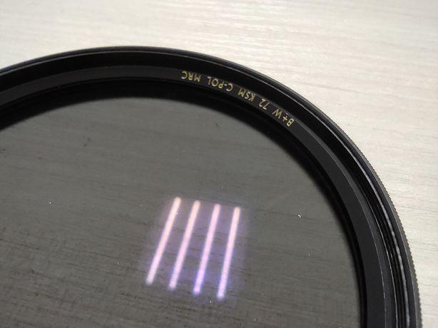 Фильтр B+W 72mm KSM C-Pol MRC