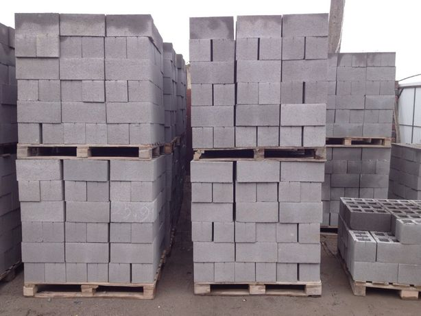 Блоки будівельні