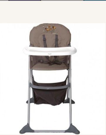 NOWE Krzesełko do karmienia CASUALPLAY