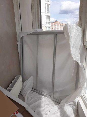 Стеклянная шторка для ванны Ravak